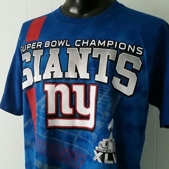 a90b559b NFL Shirts | New York Giants Tshirt Tee Football Tie Dye | Poshmark
